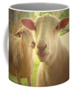 Light And Peace Coffee Mug