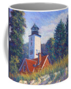 Light At Presque Isle Coffee Mug