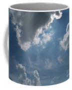 Light Beyond By Diane Schiabor Coffee Mug
