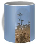 Light Blue Haiku Coffee Mug