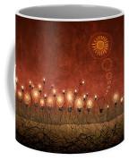 Light Bulb God Coffee Mug by Gianfranco Weiss