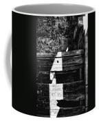 Light Finds A Way Coffee Mug