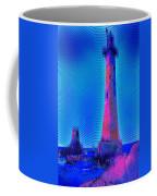 Light House At Sunrise 2 Coffee Mug