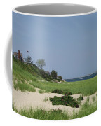 Light House Beach Coffee Mug