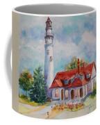Light House, Wisconsin  Coffee Mug