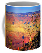Light In The Canyon Coffee Mug