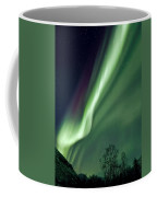 Light In The Sky Coffee Mug by Dave Bowman