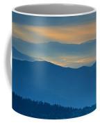 Light In The Valley Coffee Mug