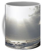 Light Moves Upon The Water - Frisco Nc Coffee Mug