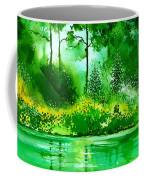 Light N Greens R Coffee Mug