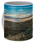 Light Of The Lord Coffee Mug