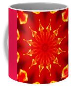 Light On A Tulip 2 Coffee Mug