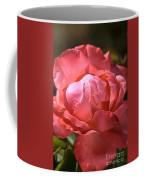 Light On Rose Coffee Mug