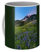 Light On The Mountain Coffee Mug