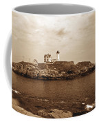 Light On The Nubble Coffee Mug by Skip Willits
