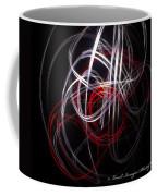 Light Painting 3 Coffee Mug
