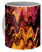 Light Painting 5 Coffee Mug by Delphimages Photo Creations