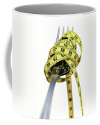 Light Spaghetti Coffee Mug