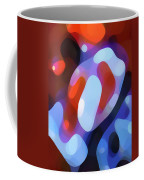 Light Through Fall Leaves Coffee Mug