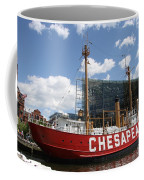 Light Vessel Chesapeake - Baltimore Harbor Coffee Mug