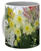 Light Yellow Daffodils Coffee Mug