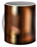 Lightbulb Bates Mill #5 Coffee Mug