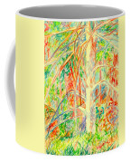 Lightening Struck Tree Again Coffee Mug