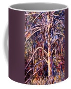 Lightening Struck Tree Coffee Mug