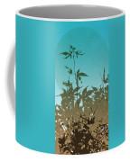 Torquoise Haiku Coffee Mug