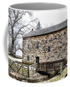 Lightfoot Mill At Anselma Chester County Coffee Mug