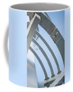 Lighthouse Abstract Coffee Mug
