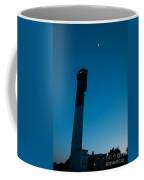 Lighthouse And Moon Coffee Mug