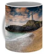 Lighthouse Beach Coffee Mug