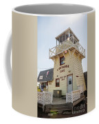 Lighthouse Cafe In North Rustico Coffee Mug