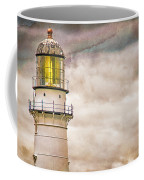 Lighthouse Cape Elizabeth Maine Coffee Mug