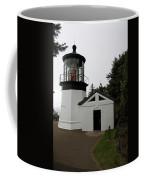 Lighthouse Cape Meares Coffee Mug