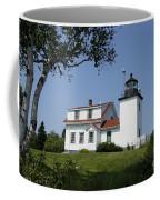 Lighthouse Fort Point Coffee Mug