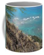 Lighthouse From Above Coffee Mug