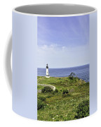 Lighthouse From Salal Hill Coffee Mug