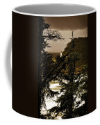 Lighthouse From The Distance Coffee Mug