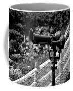 Lighthouse Horns Coffee Mug