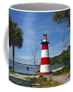 Lighthouse In Mount Dora Coffee Mug