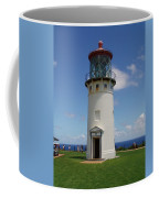 Lighthouse In Paradise Coffee Mug