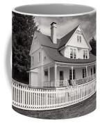 Lighthouse Keepers House  Coffee Mug