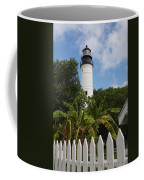 A Sailoirs Guide On The Florida Keys Coffee Mug