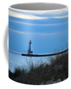 Lighthouse Lit Coffee Mug