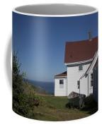 Lighthouse Monhegan Color Coffee Mug