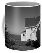 Lighthouse Monhegan Coffee Mug
