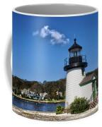 Lighthouse Mystic Seaport Coffee Mug