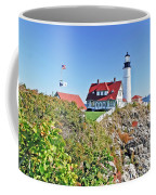 Lighthouse Of Maine Coffee Mug